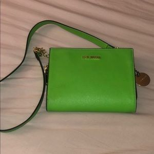 Neon Green Steve Madden Purse💚